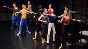БАЛЕРИНЕ <br />Форум за нови плес<br />Kопродукција: СНП и СКЦНС