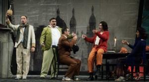 BOEMI <br />Đakomo Pučini, dirigent: Đanluka Marčano
