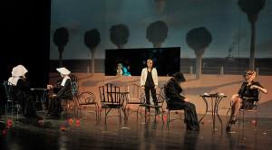 BOGOJAVLJENSKA NOĆ <br />Vilijam Šekspir, režija: Egon Savin