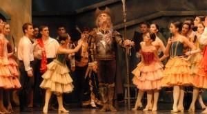 DON KIHOT <br />Ludvig Minkus, koreografija: Đula Harangozo, dirigent: Mikica Jevtić