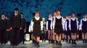 МИЛЕВА <br />Александра Вребалов, диригент: Александар Којић