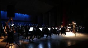 КАД ЈЕ ОПЕРА СРЕЛА ФИЛМ…<br />диригент: Микица Јевтић