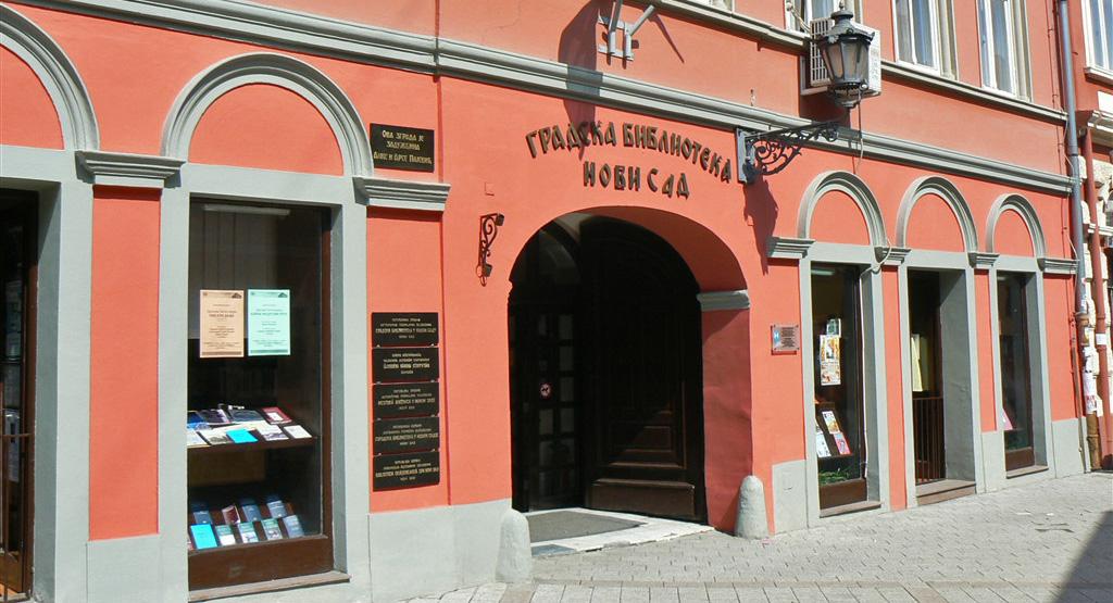 Gradska biblioteka u Novom Sadu