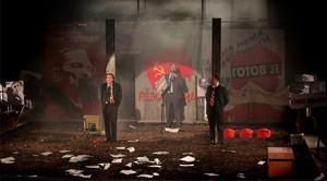 RAZVOJNI PUT BORE ŠNAJDERA<br />Aleksandar Popović, režija i adaptacija: Predrag Štrbac