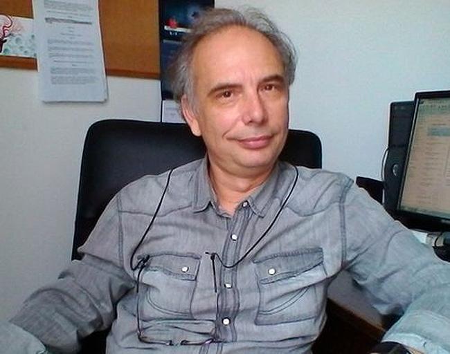 Александар Гајин, директор Драме СНП-а
