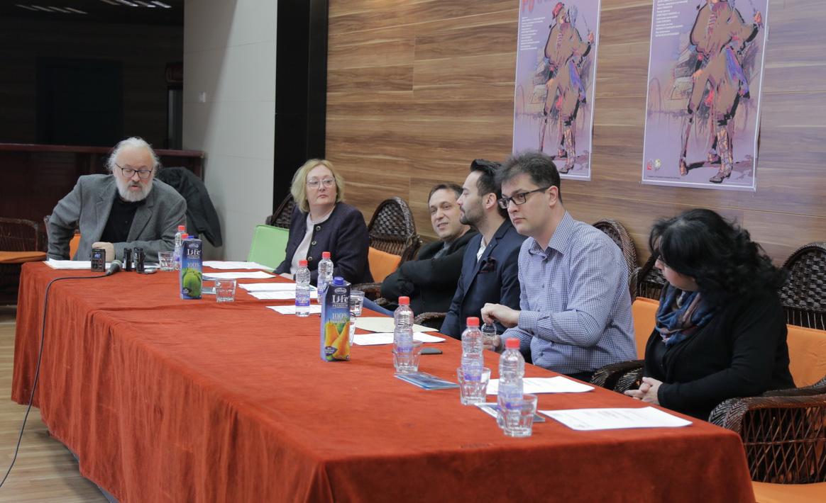 КАВАЛЕРИЈА РУСТИКАНА - конференција за новинаре, фото: Александар Рамадановић