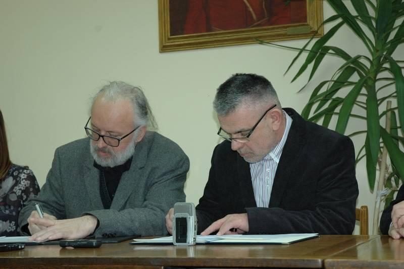 Zoran Đerić i Nenad Novaković