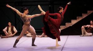 KATARINA IZMAILOVA<br />Rudolf Bruči, režiju i koreografiju Dimitrija Parlića prenosi Konstantin Tešea