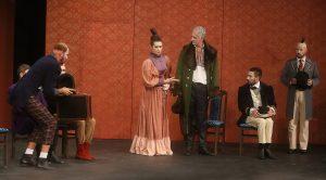 ЖЕНИДБА<br>Николај В. Гогољ, режија: Милан Караџић