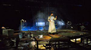 БУРА<br>по делу Вилијама Шекспира, режија: Кокан Младеновић